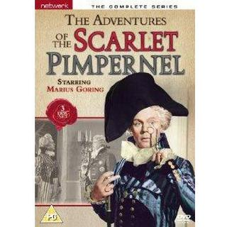 Adventures of the Scarlet Pimpernel - The Complete Series [DVD]